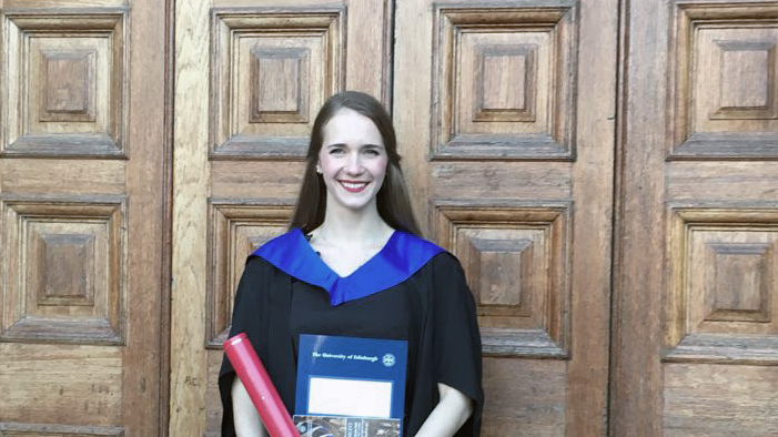 Hanna Marie, LLM in Innovation, Technology and the Law, 2017