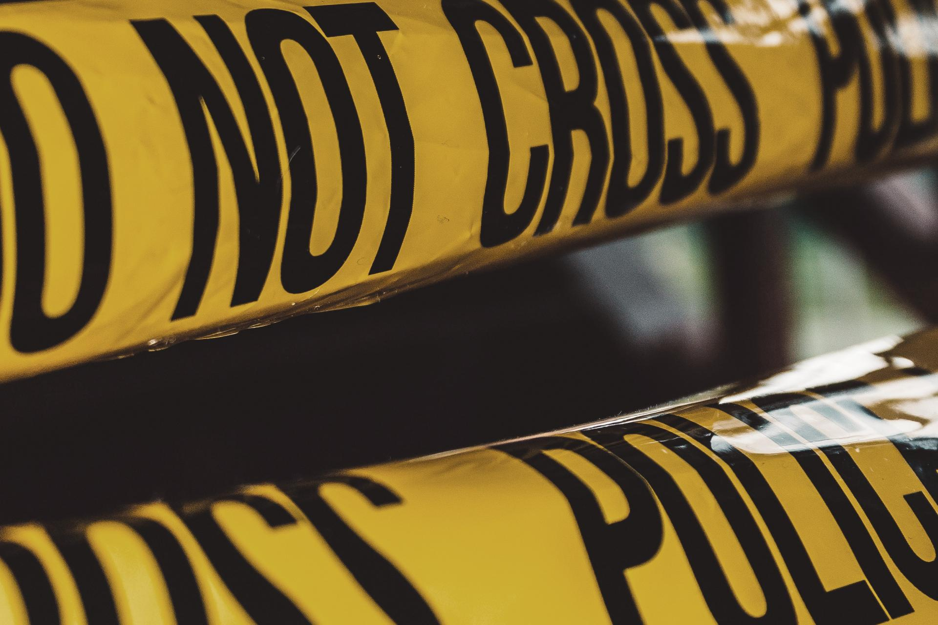Criminal Law image - Police tape