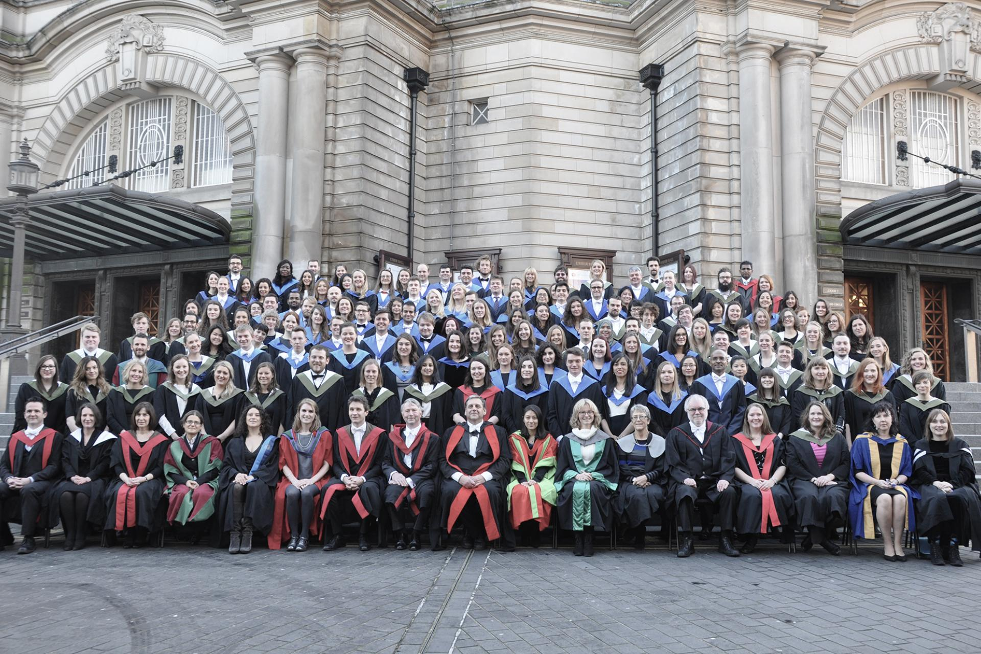 Graduands winter 2015
