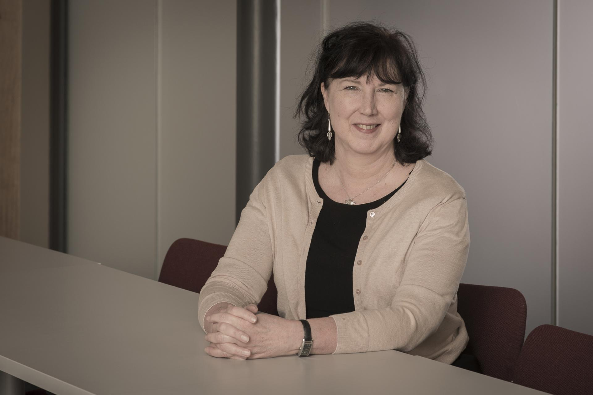 Professor Lesley McAra profile picture