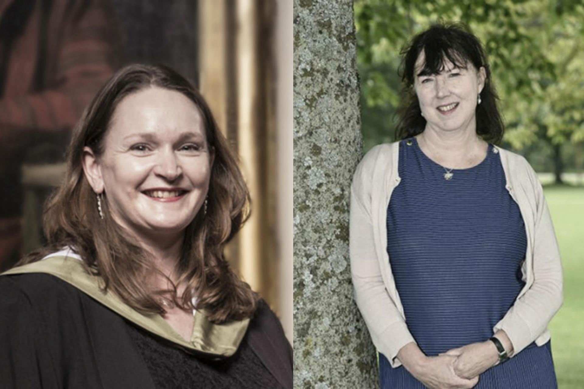 Professors Lesley McAra and Susan McVie