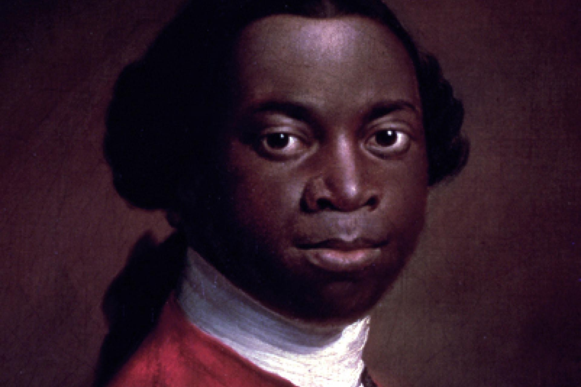 Equiano Exeter Painting