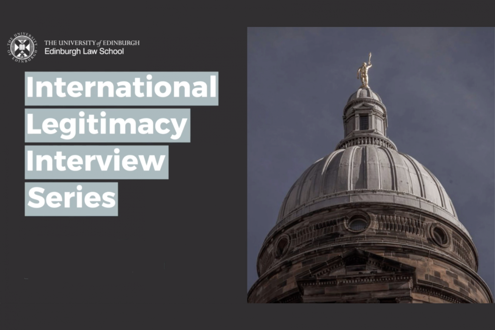 International Legitimacy Interview Series