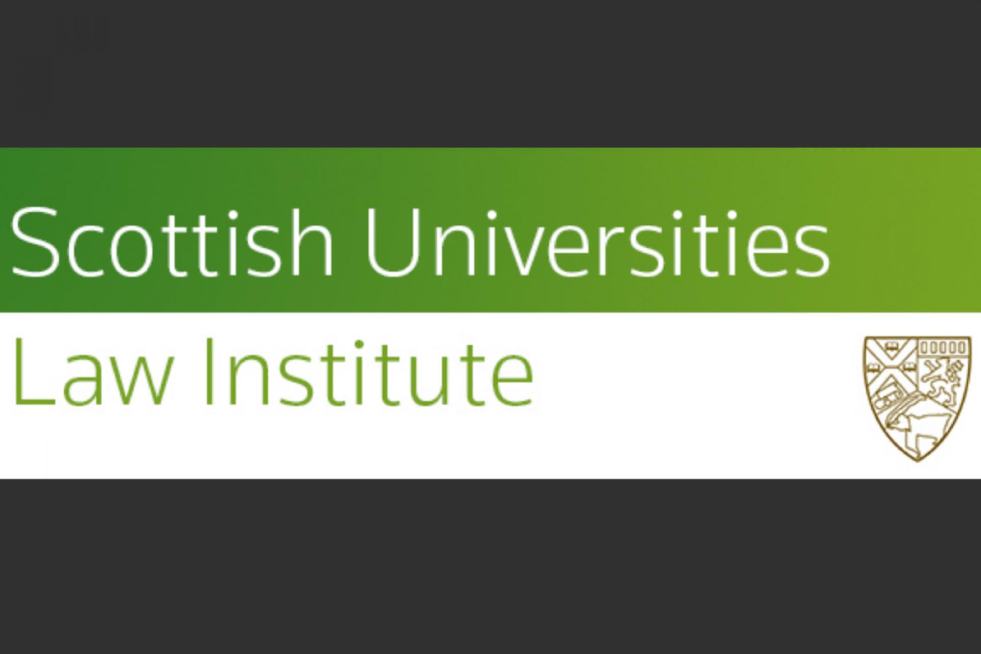 Scottish Universities Law Institute logo
