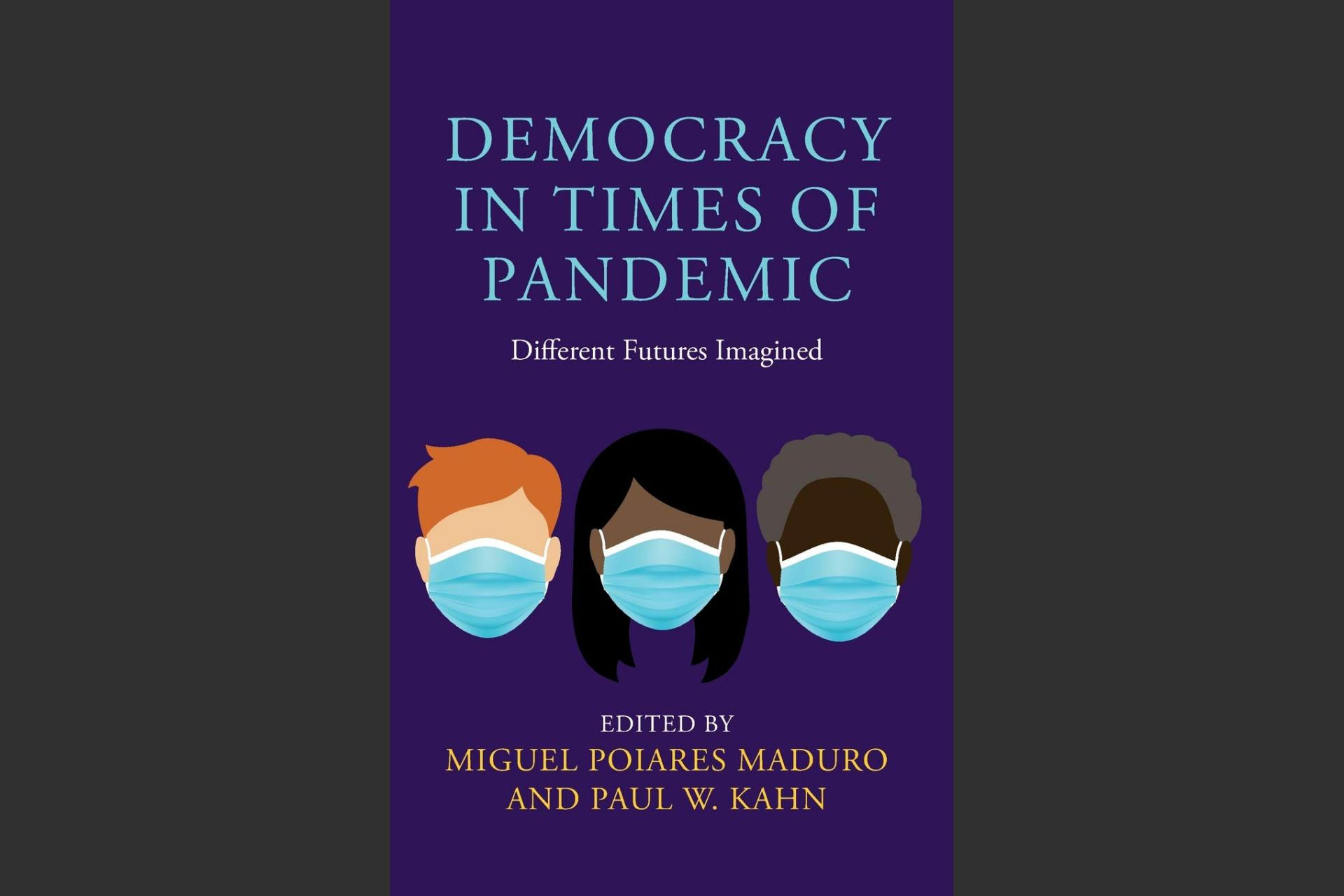 Democracy In Times of Pandemic Book Cover