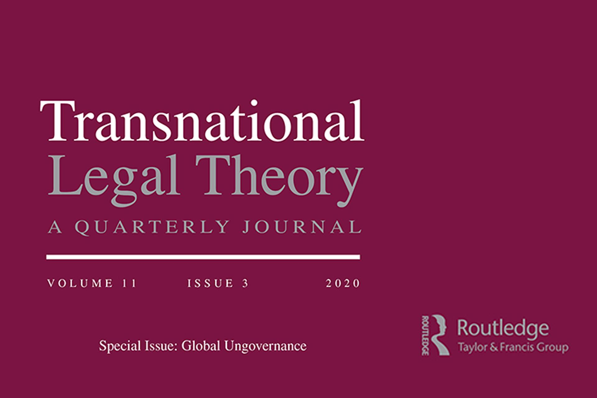 Transnational Legal Theory